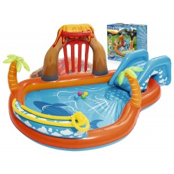 BESTWAY 53069 nafukovací bazén 265x265x104 cm