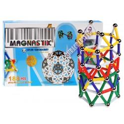 Magnetická skladačka, 188 ks