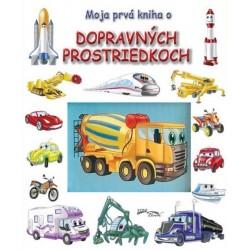 Prvá kniha o dopravných prostriedkoch