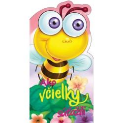 Ako včielky súťažili- penové