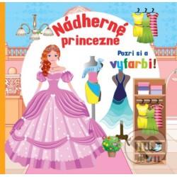 Vyfarbi- Nádherné princezné