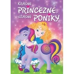 Krásne princezné, úžasné poníky