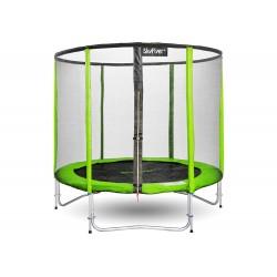 SkyFlyer Ring 2v1, 180 cm, vnútorná/ vonkajšia sieť, Zelena