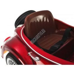 Bentley, mäkké kolesá, lakované, licencia,2x motor