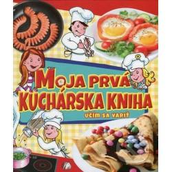 Moja prvá kuchárska kniha