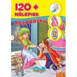 120+ nálepiek- Rozprávky