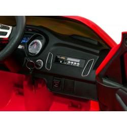 ELCARS Ford Focus, EVA kolesá, plynulý štart