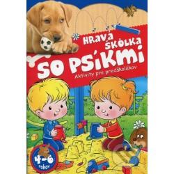 Hravá škôlka so psíkmi