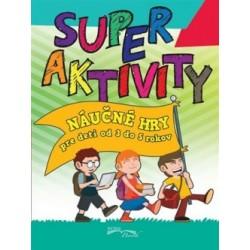 Super aktivity pre deti od 3-5 rokov