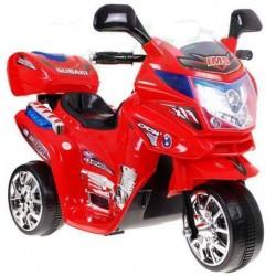 Elektrická motorka štýl BMW, červená 82cm