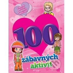100 zábavných aktivít pre dievčatá