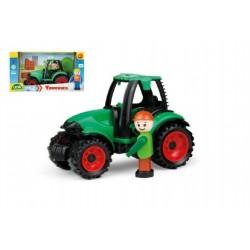 Traktor s figúrkou, 17 cm