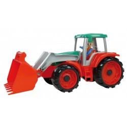 Traktor s figúrkou, 35 cm
