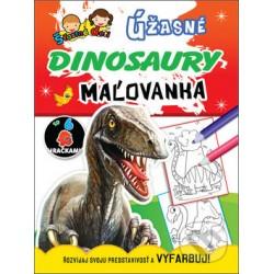 Úžasné dinosaury so 6 hračkami