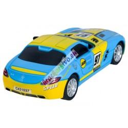 Pretekárske autíčko do autodráhy, 2 modely