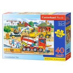 Castorland MAXI 40 Puzzle Stavenisko