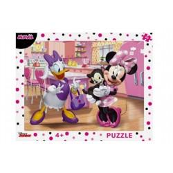 Puzzle - Minnie, 40 dielikov