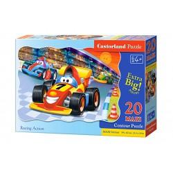 Castorland MAXI 20 Puzzle Preteky