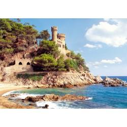 Castorland Puzzle Lloret de Mar, Španielsko, 1000 dielov