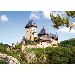Castorland Puzzle Zámok Karlstein, Česká republika, 1000 dielov