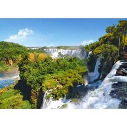 Castorland Puzzle vodopády Iguazu, Argentína, 1000 dielov