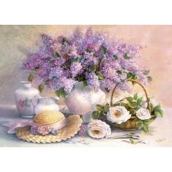 Castorland Puzzle Deň kvetov, Trisha Hardwick, 1000 dielov