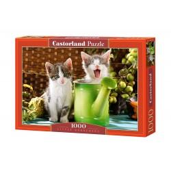 Castorland Puzzle Malý záhradníci, 1000 dielov