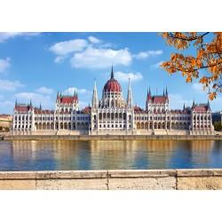 Castorland Puzzle Budova parlamentu, Budapešť, 1000 dielov