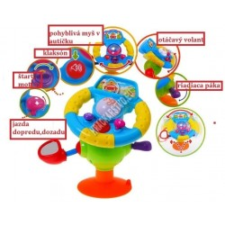 Huile Toys interaktivní multifunkční volant