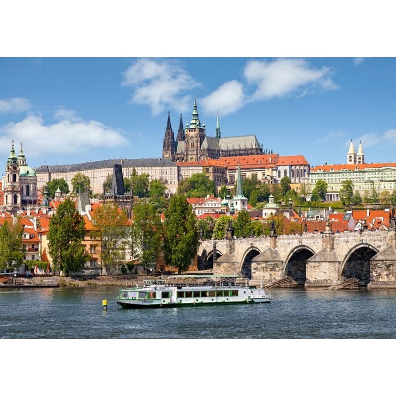 Castorland Puzzle Praha, Česká republika, 1000 dielov