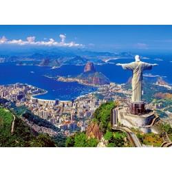 Castorland Puzzle Rio de Janeiro, Brazília, 1000 dielov