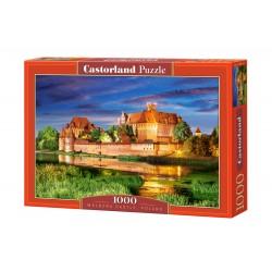 Castorland Puzzle Hrad Malbork, Poľsko, 1000 dielov