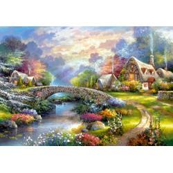 Castorland Puzzle Jarná sláva, 1000 dielov