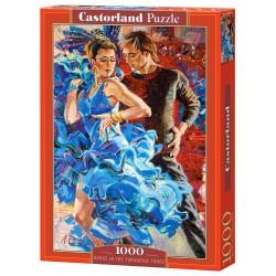 Castorland Puzzle Tanec v tyrkysových tónoch, 1000 dielov