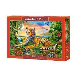 Castorland Puzzle Kráľ džungle, 1000 dielov