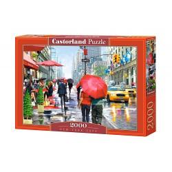 Castorland Puzzle New Yorská kaviareň, 2000 dielov