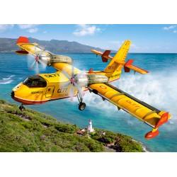 Castorland Puzzle Požiarnícke lietadlo, 300 dielov