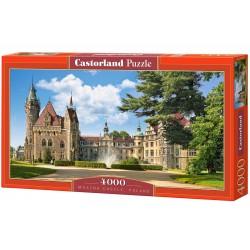 Castorland Puzzle Hrad Moszna, Poľsko, 4000 dielov