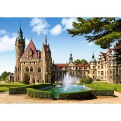 Castorland Puzzle Zámok Moszna, Poľsko, 1500 dielov