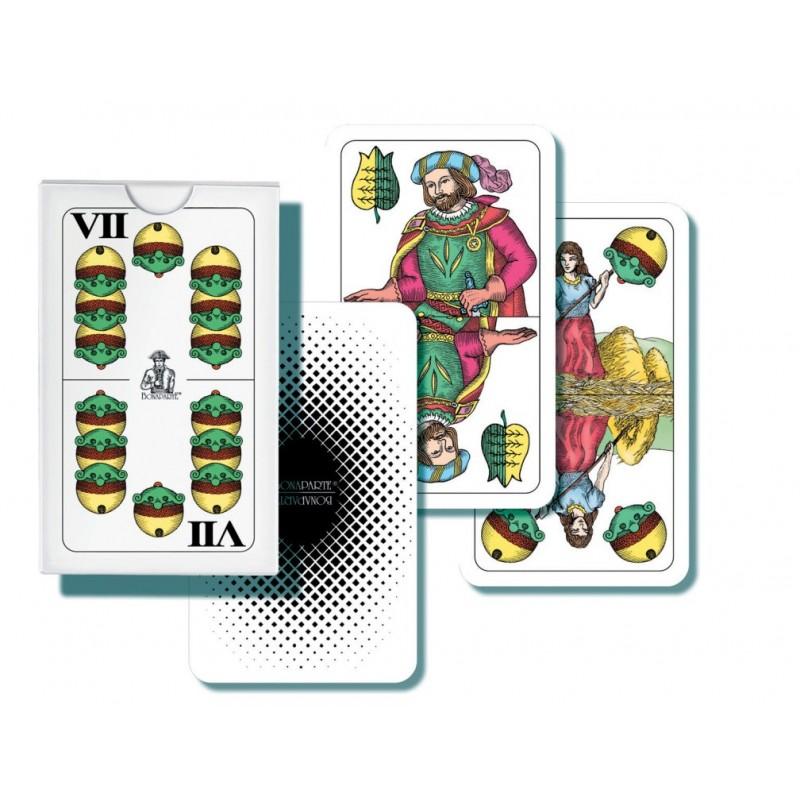 Hracie karty Mariáš v papierovej krabičke