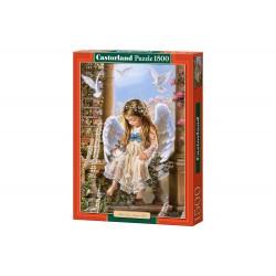 Castorland Puzzle Tender love, Sandra Kuck, 1500 dielov