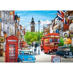 Castorland Puzzle Londýn, 1500 dielov