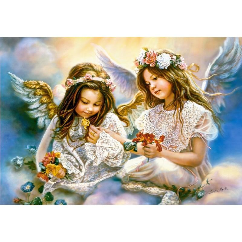Castorland Puzzle Dar od anjela, 1500 dielov
