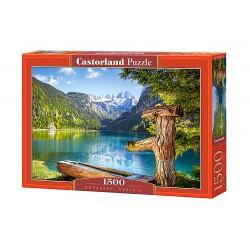 Castorland Puzzle Gosausee, Rakúsko, 1500 dielov