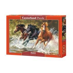 Castorland Puzzle Brodenie, 500 dielov