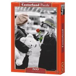 Castorland Puzzle Ruža, 500 dielov