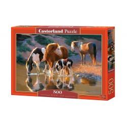 Castorland Puzzle Night Cap, 500 dielov