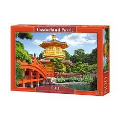 Castorland Puzzle Prekrásna Čína, 500 dielov