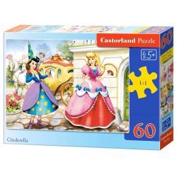 Castorland Puzzle Popoluška, 60 dielikov