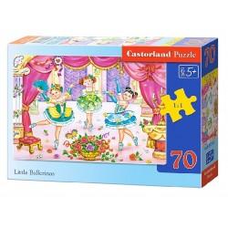 Castorland Puzzle Malá balerína, 70 dielikov